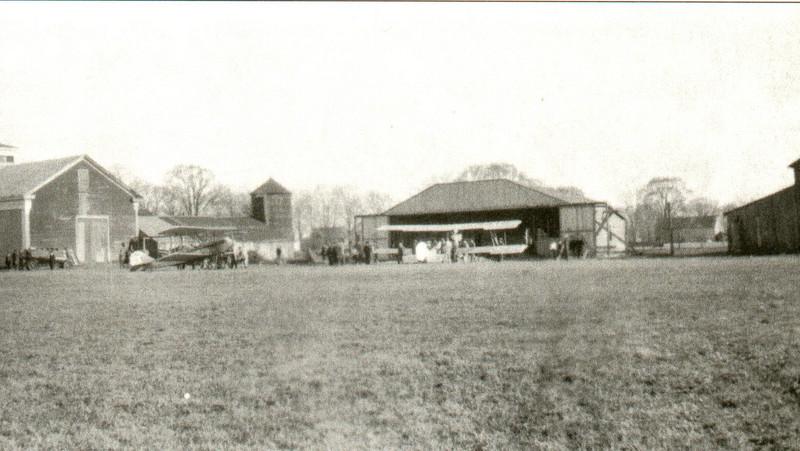 Agawam Randall Air Field 1929