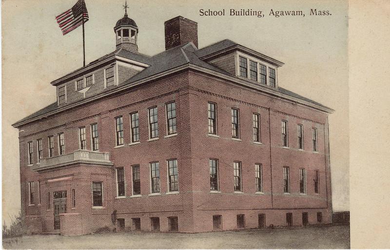 Agawam School Bldg