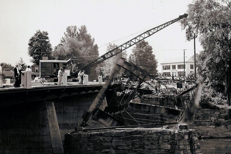 Agawam Bridge 13 1946