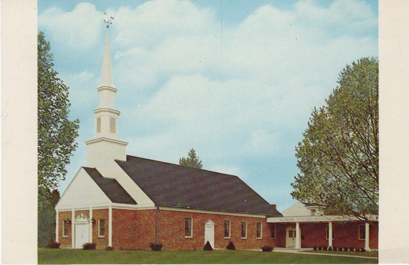 Agawam Current Cong Church