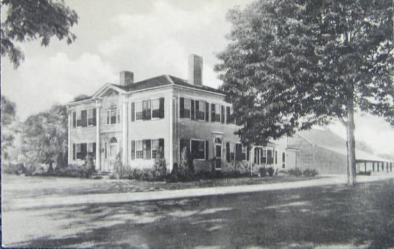 Agawam Capt Leonard House