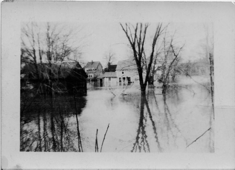 Agawam, 1936 Copson House Main St View 2