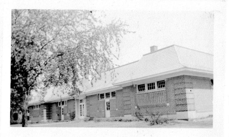 Agawam Spfld St School c1935