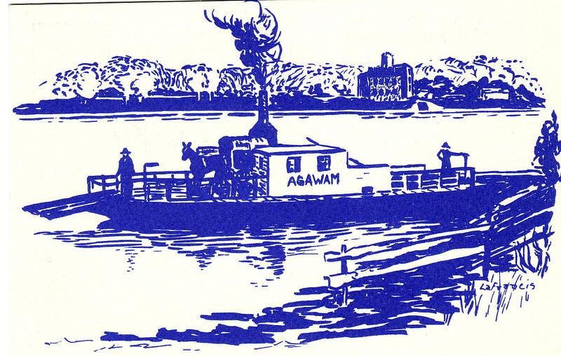 Agawam Ferry