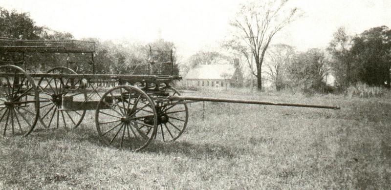 Agawam Ladder Wagon  c1924