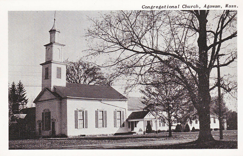 Agawam Original Cong Church