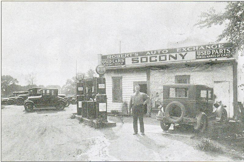 Agawam Robert's Station 1926
