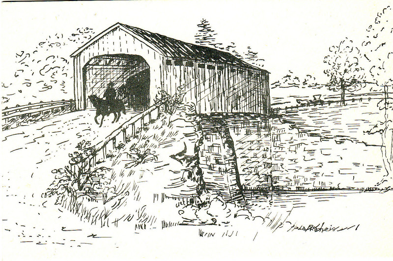 Agawam Old Covered Bridge