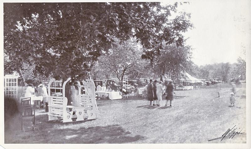 Agawam Garden Party 1927