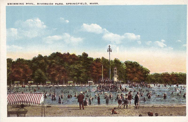 Agawam Riverside Swimming Pool