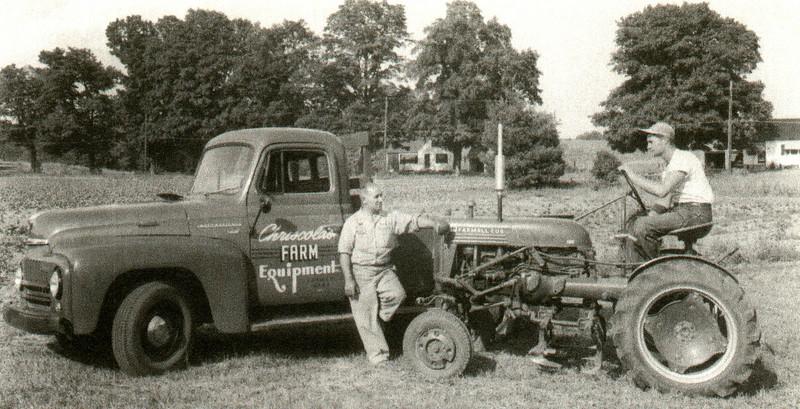 Feeding Hills Farm Equipment Chriscolo