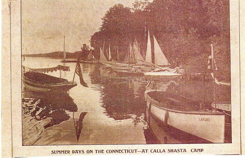 Agawam Boats Calla Shasta