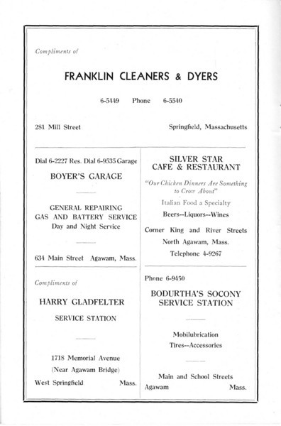 Agawam 1936 Ads 03