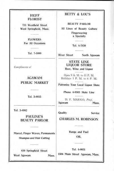 Agawam 1936 Ads 01