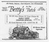 Agawam, Adv for Betty's in the Patch