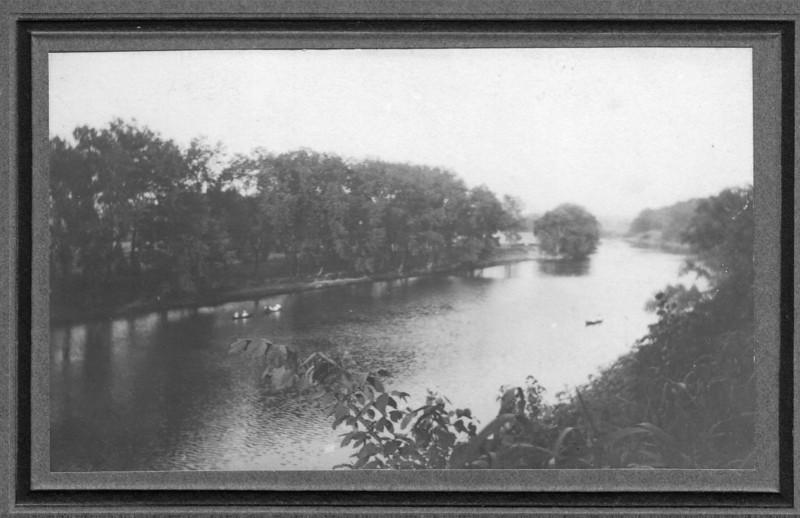 Agawam Agawam River 1908