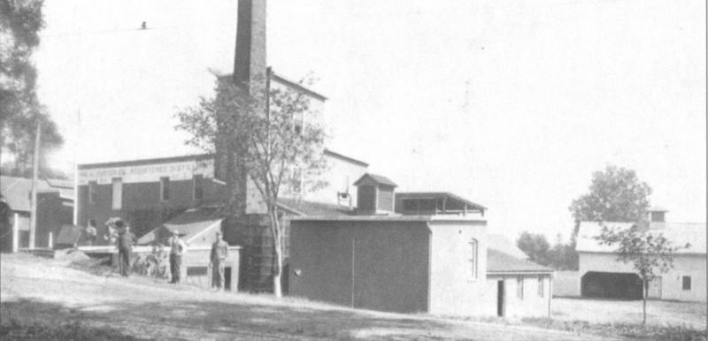 Agawam Porter Distillery