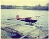 Agawam Plane at Dock