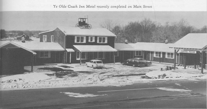 Agawam Ye Olde Coach Inn Motel
