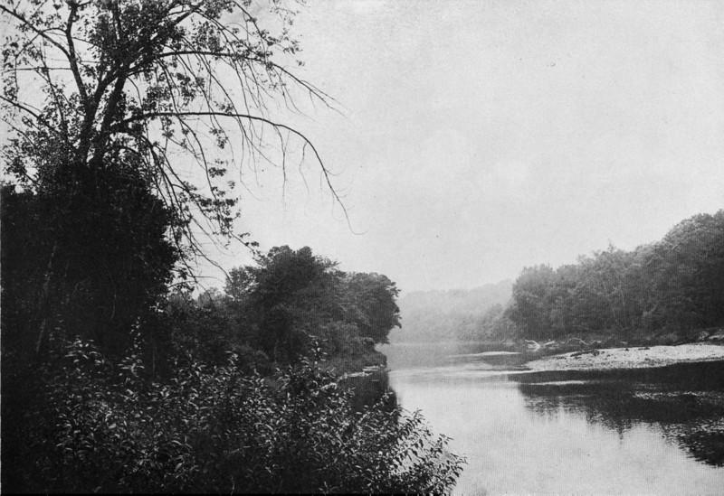 Agawam Westfield River