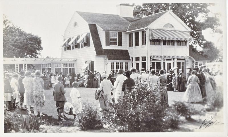 Agawam Garden Party 1927 3