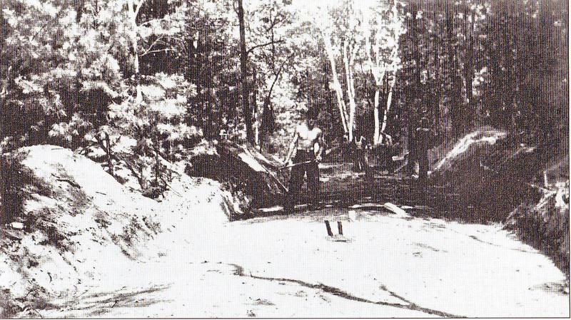 Feeding Hills Provin Mt Road repair