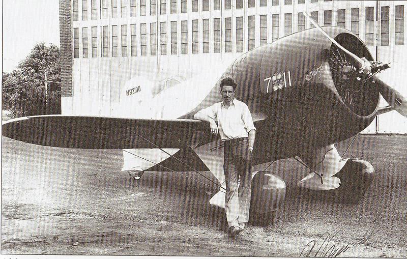Agawam Gee Bee Racer R-1