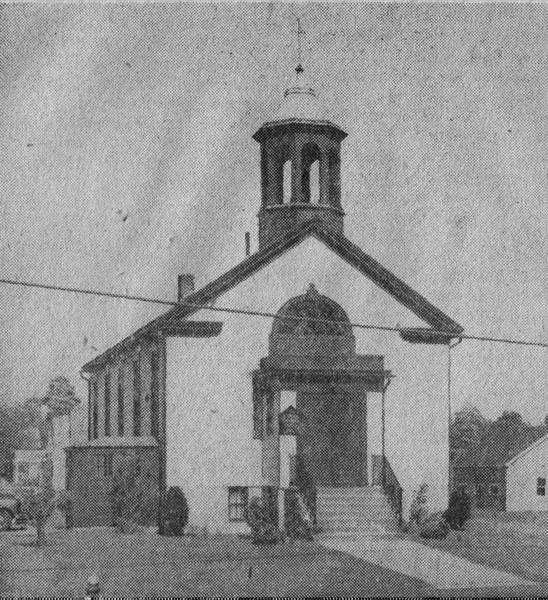 Agawam, St David's Episcopal
