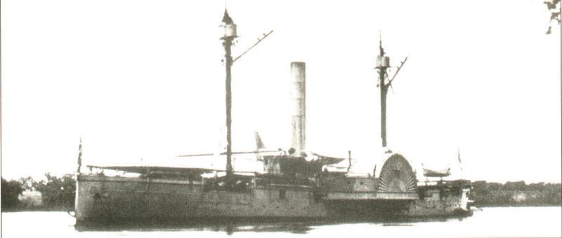 Agawam Civil War USS Agawam