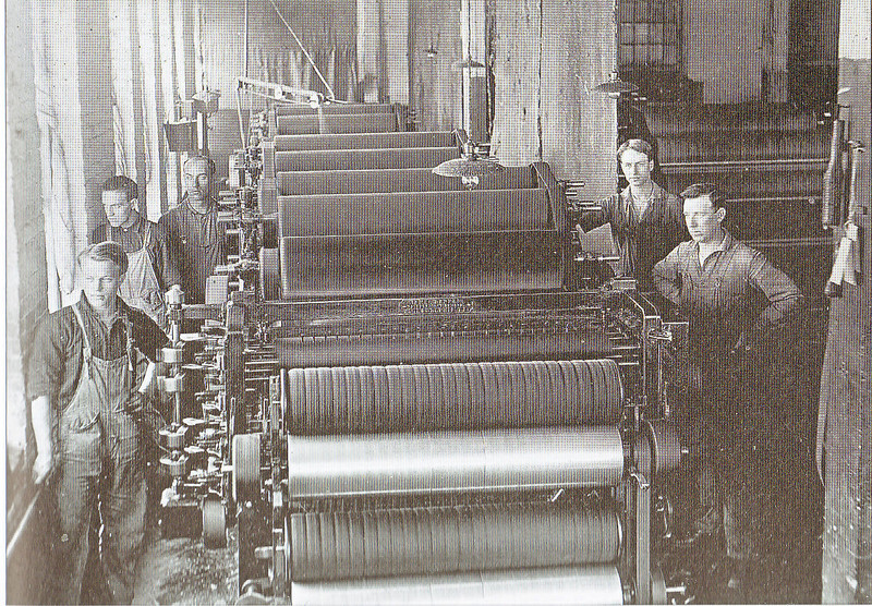 Agawam Agawam Co Woolen Mill