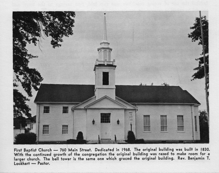 Agawam First Baptist Chuch
