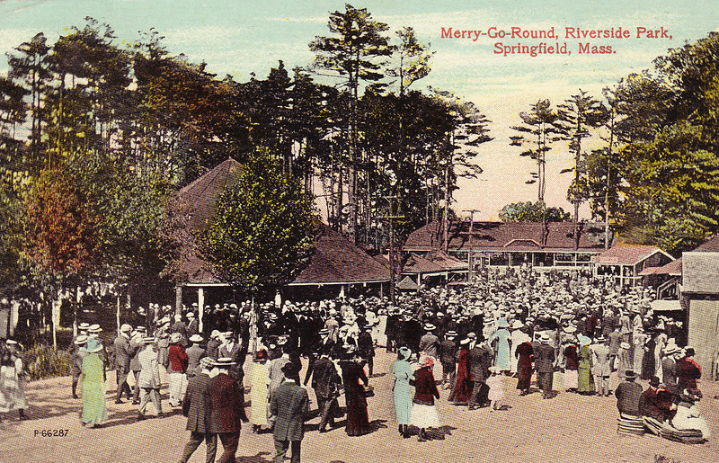 Agawam Riverside Merry-go-round
