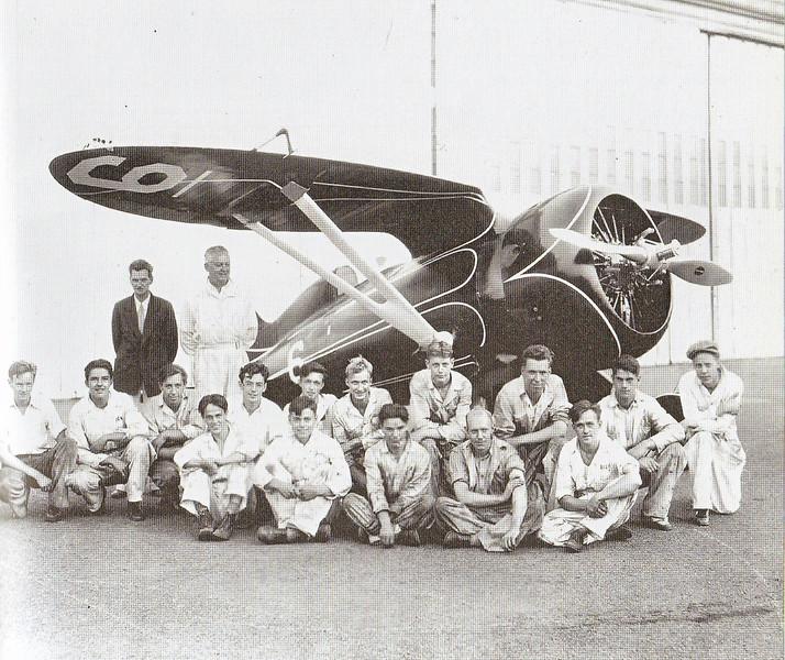 Agawam Cicada in 1932
