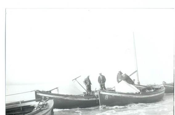 Trygve Tetli  Ragnar Norgaard  1946