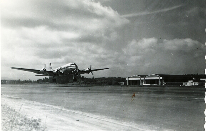 1948,take off,Astoria,Started Flying Fishermen to Bristol Bay 1947,CRPA,