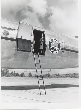 1947_CRPA_stewardess_Naknek_sailboats