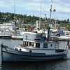 Fathom,Built 1929 George Kneas,San Francisco,Bristol Bay Gillnetter,Convervsion Done 1954,Antone Ancich on Bridge and Owner 2013,