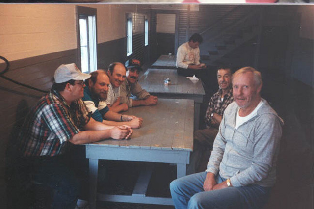 Dean Nelson,John Jylha,Jack Marincovich,Gary Ziak,Clarence Demase,George Siverson,CRPA,