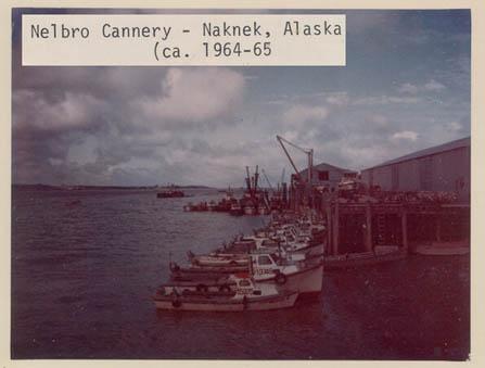 Nelbro  1964 Alaska
