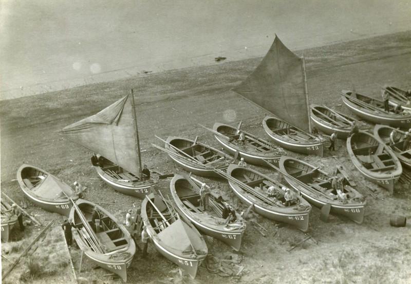 Nakeen Cannery Boats,1930's Bristol Bay,Kvichak River,