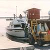 Kalgin  Raider  Seventy Six  Built 1976  M M  Boat  Bellingham  Jim Wells  Erik Hjorten  Alvin  Holmgren  Ronald  Rust  Kenai  Packers Alaska  Pic Taken Aug 1987