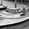 Esther J  Built 1957 Astoria Builder Pictured Mel Hjorten  Owner Franklin Smith  Ekwak Alaska