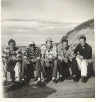 1953_gregett_Tarabochia_Joe_John_Rusinovich_nick_Frances Watts_CRPA