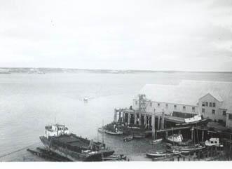 1939_CRPA_Naknek_cannery_sailboats