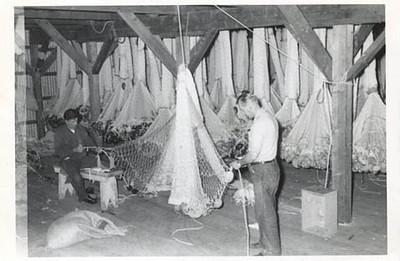 1948_Libby_Uno_Branner_Net_gang_Naknek_Bristol_Bay_sailboats