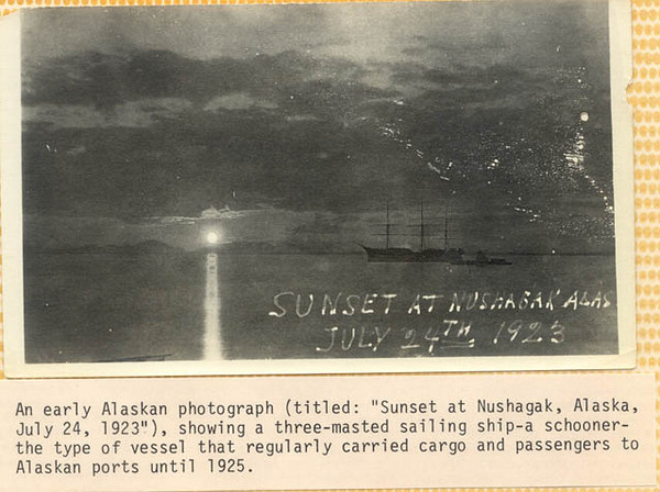 Nushagak 1923 Alaska