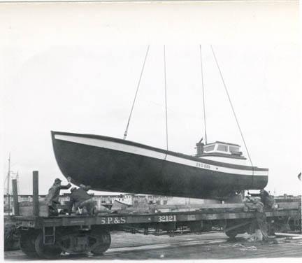 1953,CRPA,Naknek,K 18,Bristol Bay,Loading Astoria,