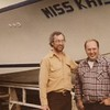 1981 Launching Miss Kristin Owner Vern Forsberg Builder Dale Leino Marshland Oregon