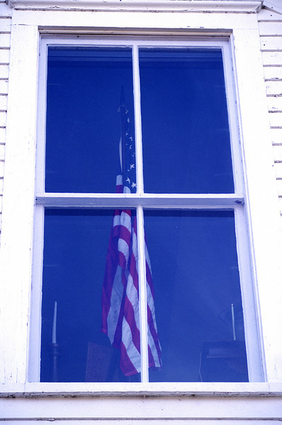 Schoolhouse Flag