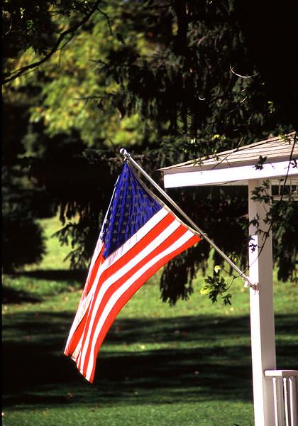 Porch Flag